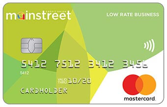 Business Credit Cards | Mainstreet Credit Union