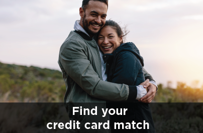 Find your credit card match