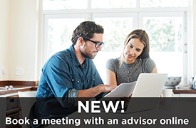 Book a meeting with an advisor online today!